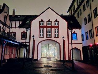 Светлогорск. Старая площадь.
