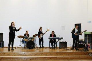 Концерт ДЮЦ - Посвящение в Студийцы