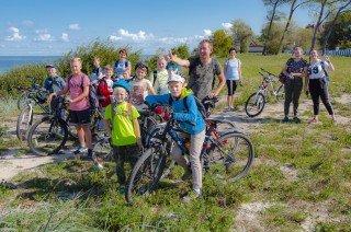 Вело экскурсия по Зеленоградску