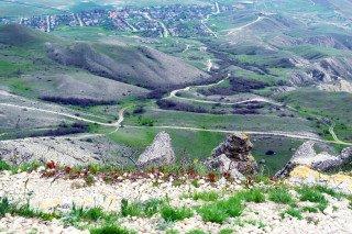 Крым-2021. Вид с горы Коклюк