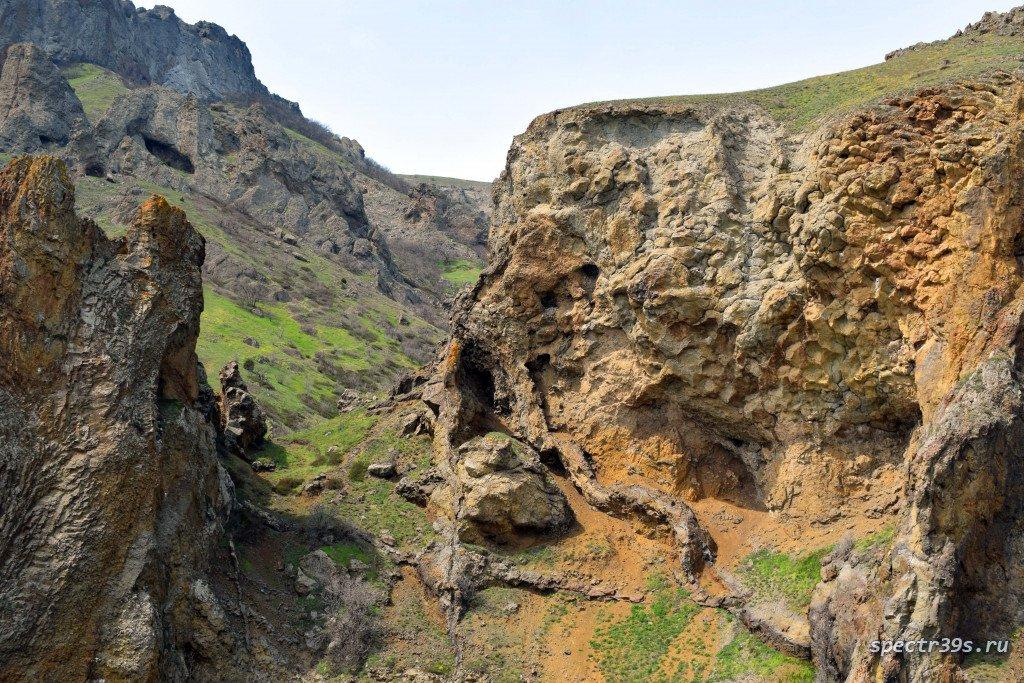 Крым-2021. Кара-Даг, вид с моря